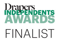 Drapers independents awards finalist