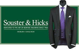 Green label mens suits