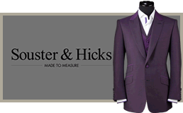 Platinum label mens suits