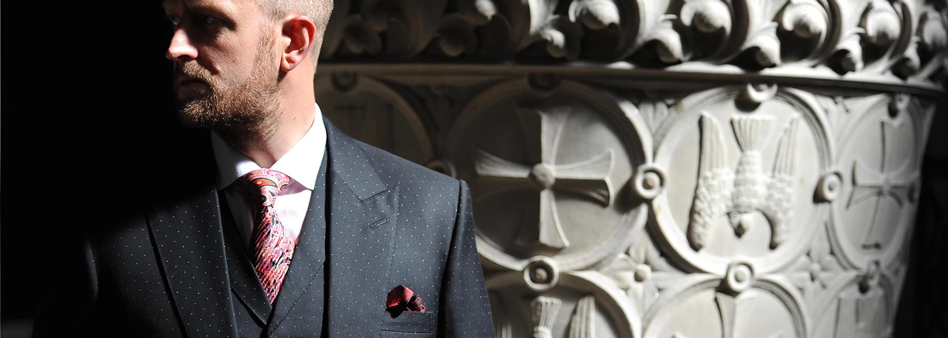 Bespoke Tailors Souster Hicks Wedding Suits Savile Row